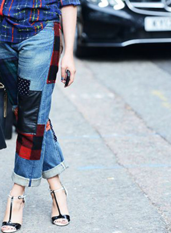 Spotted: #MadForPlaid #NYFW #LFW