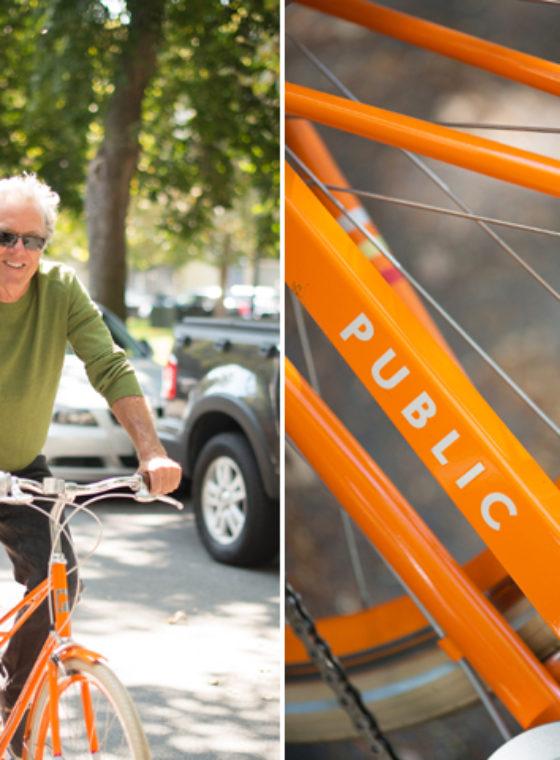 Pedal Pushing: PUBLIC Bikes