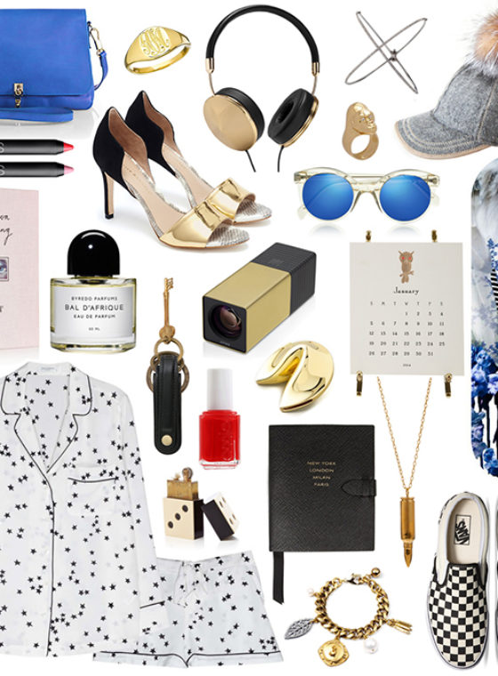 Gift Guide 2013: The City Girl