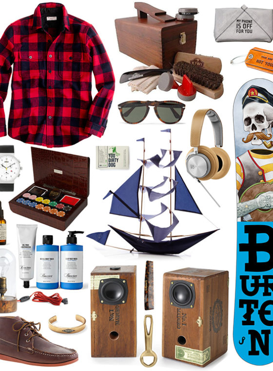 Gift Guide 2013: The Dude