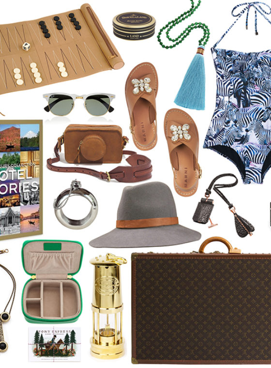 Gift Guide 2013: The Globetrotter