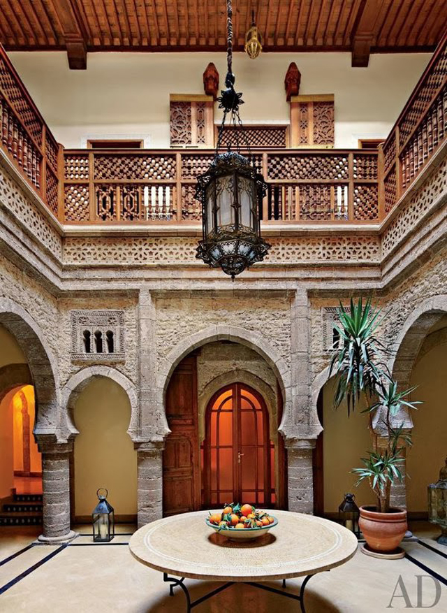 Moroccan Home Design Interior Design. Fabulous ...