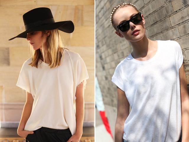 white T-shirt 13