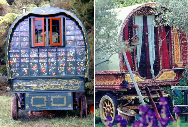 gypsy wagon9