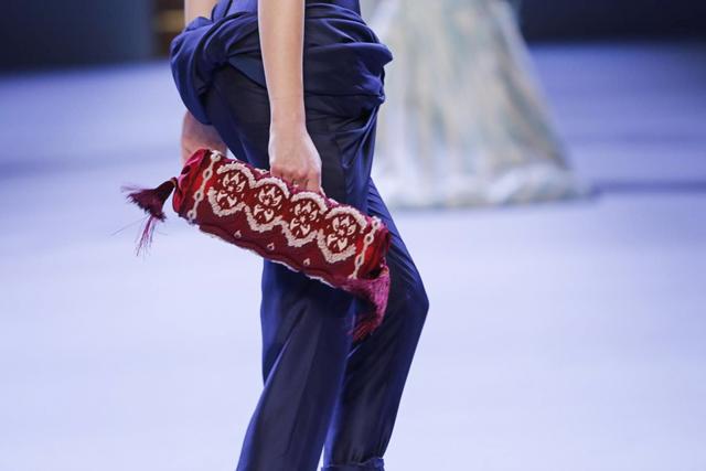 Ulyana Sergeenko Couture Spring Summer 2014 Paris