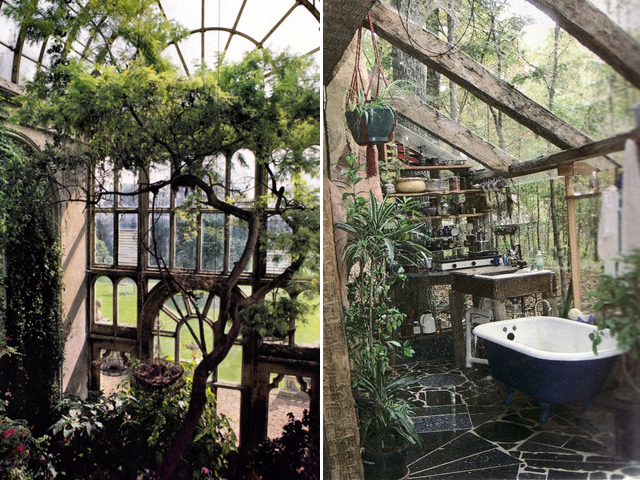 Indoor gardens honestly wtf for Inside garden room