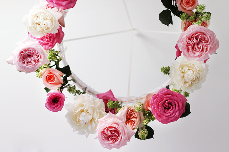Diy flower chandelier honestly wtf flowerchandelier1 aloadofball Image collections