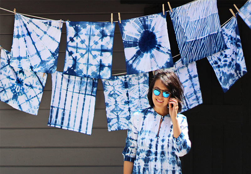DIY Shibori - Honestly WTF
