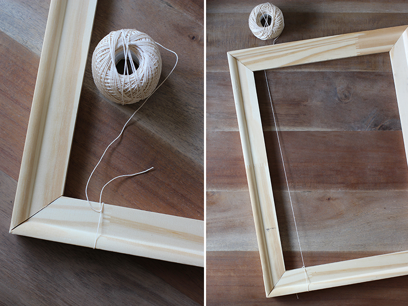 DIY Woven Wall Hanging – Honestly WTF