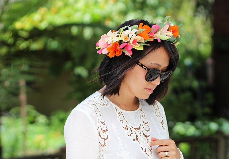 diy paper flower crown  u2013 honestly wtf