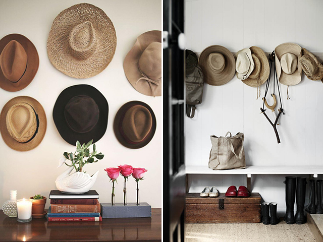 Hang up your hats honestly wtf for Hat hanging ideas