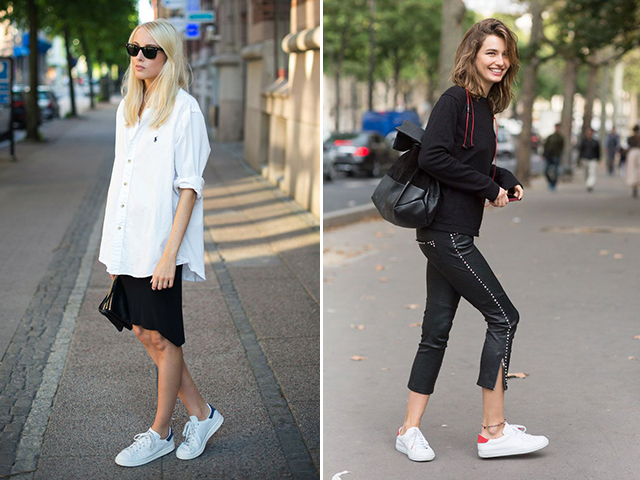 Adidas Stan Smith Street Style