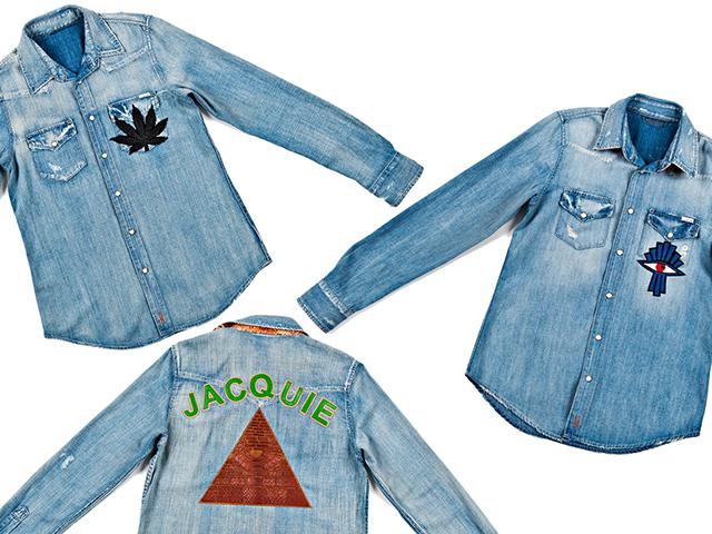 Jacquie Aiche x Mother1