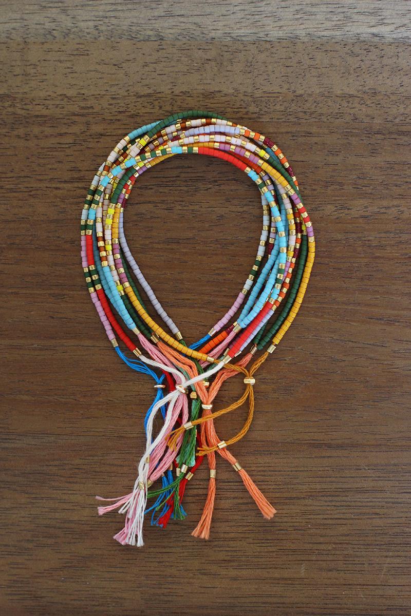 DIY Morse Code Bracelets - Honestly WTF