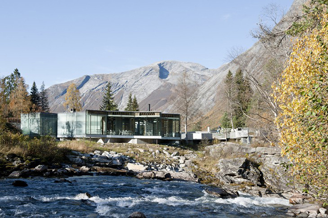 Juvet Landscape Hotel - Juvet Landscape Hotel – Honestly WTF