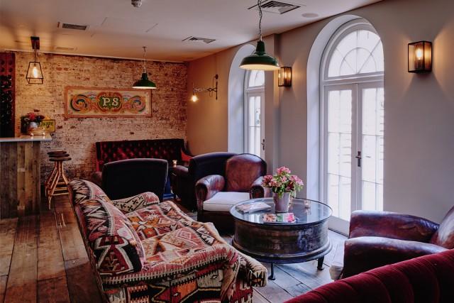 Lounge-Galllery