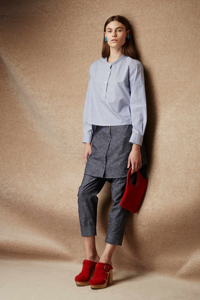 Rachel Comey Pre Fall 2015 Honestly Wtf