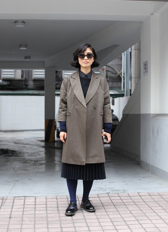 Street Fashion Asian Teen 26