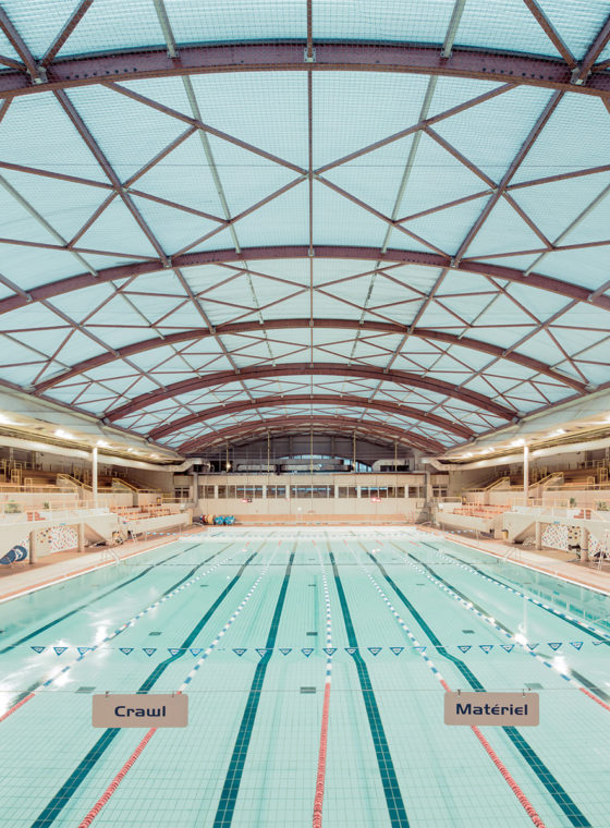 Pools In Paris