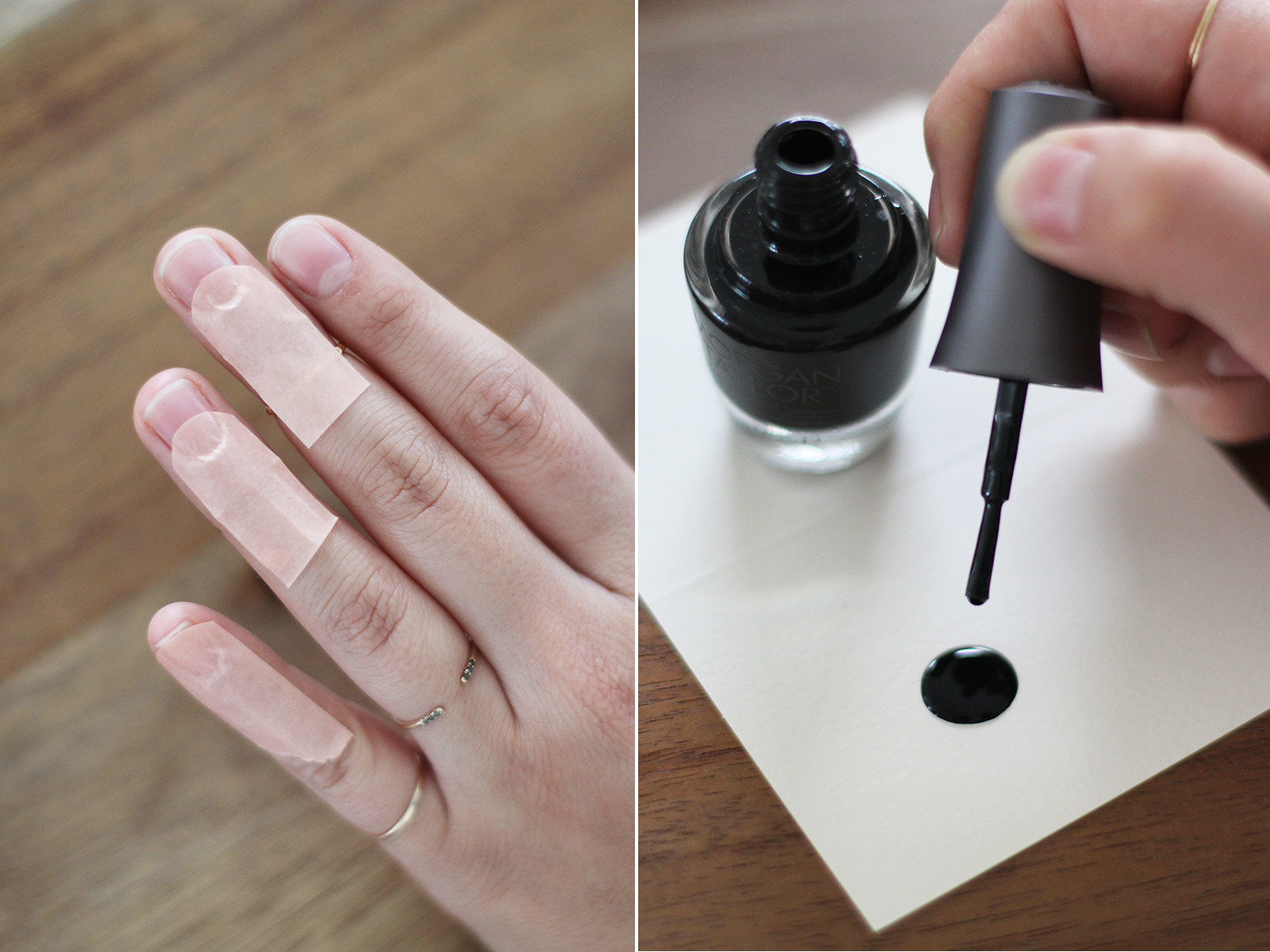 Drawing Lines On Nails : Diy eyelash nail art honestly wtf