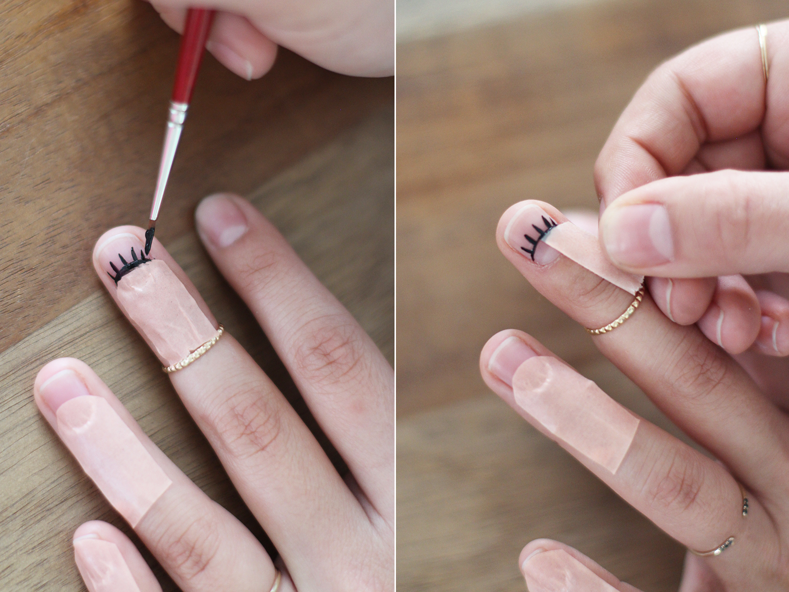 Diy eyelash nail art honestly wtf eyelashnails5 publicscrutiny Choice Image