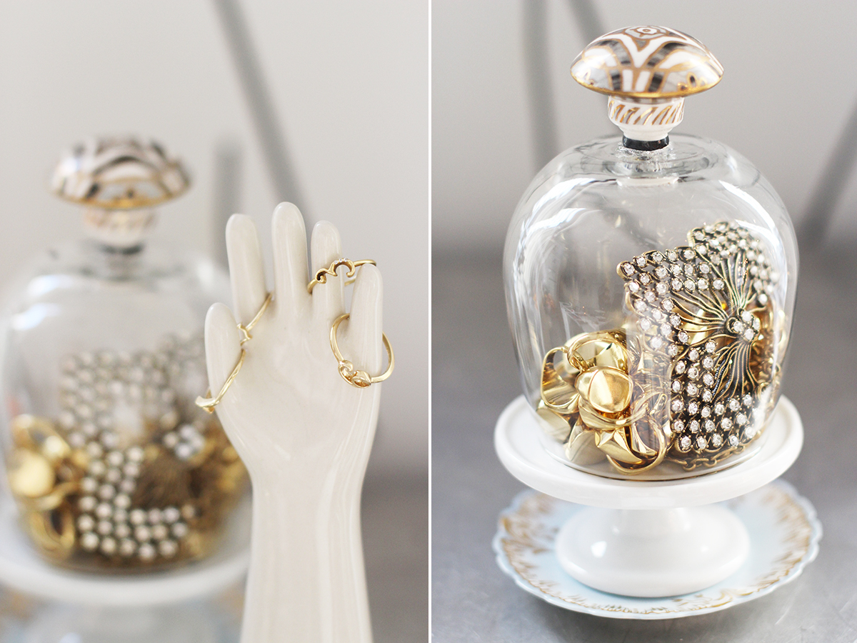 Diy Jewelry Cloches With Lulu Frost Honestly Wtf