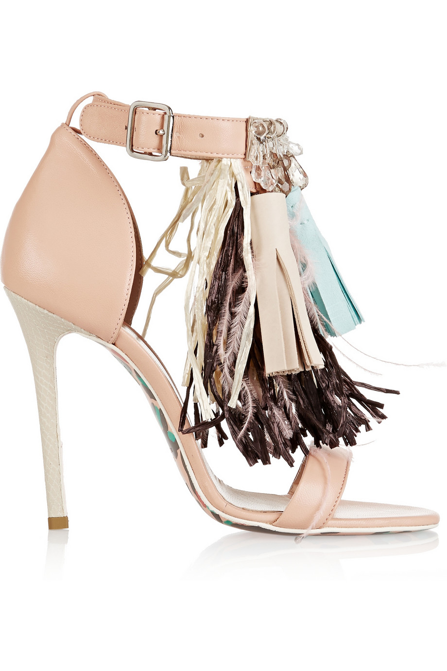 4a74f7812d993 ... the designers that have been enticing us with their tassel embellished  sandals season after season. But it wasn t until we saw Ulla Johnson s Luz  heels
