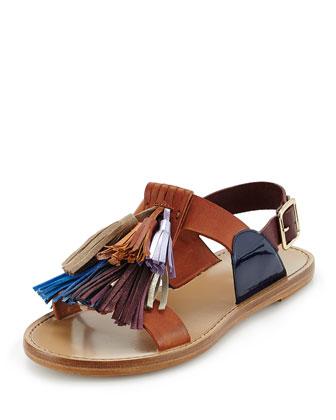 462913c2bcb DIY Tassel Sandals – Honestly WTF