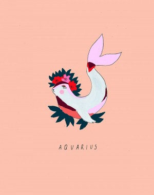 katy-smail-horoscope-illustrations-Aquarius-750x949