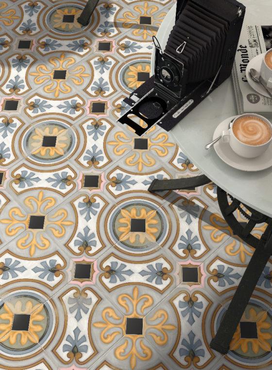 Encaustic Cement Tiles