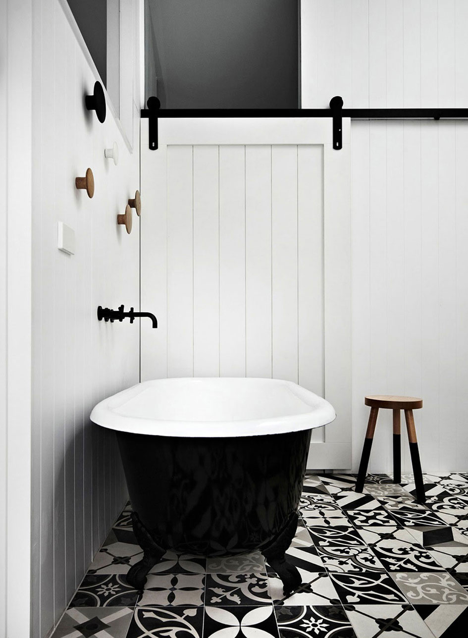 Cement bathroom tiles - Cementtile6