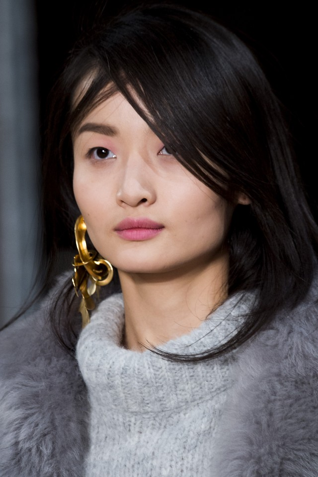 New York woman fashion Week Fall Winter 2015-16 TIBI  show