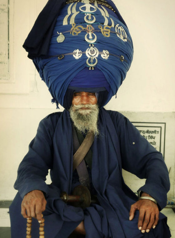 The 200 Pound Turban