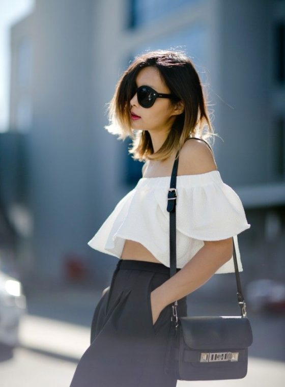 Spotted: Off The Shoulder