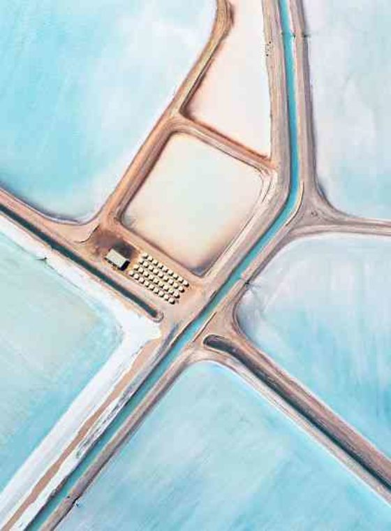 Blue Salt Fields