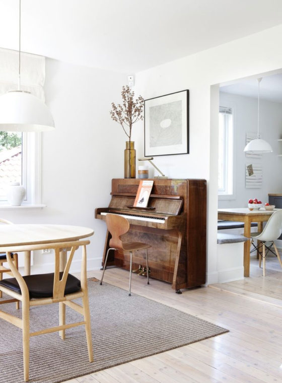 Pianos In The Home