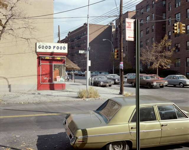 Thirty-First Avenue and Crescent Street, Queens, New York, October 28, 1974
