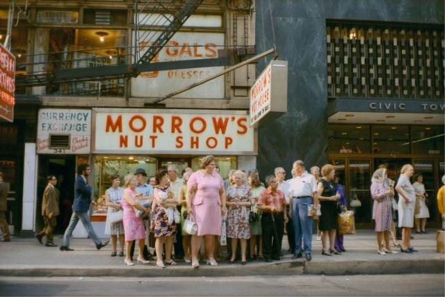 Chicago, Illinois, July 1972