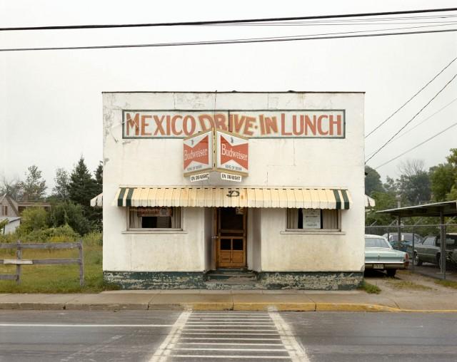 Bridge Street, Mexico, Maine, July 30, 1974