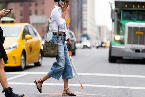 Spotted : Denim #NYFW | HonestlyWTF