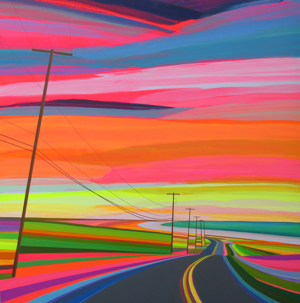 Colorful Roads – Honestly WTF