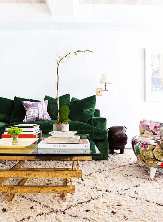 The Great Green Sofa