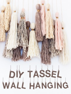 tasselwallhanging