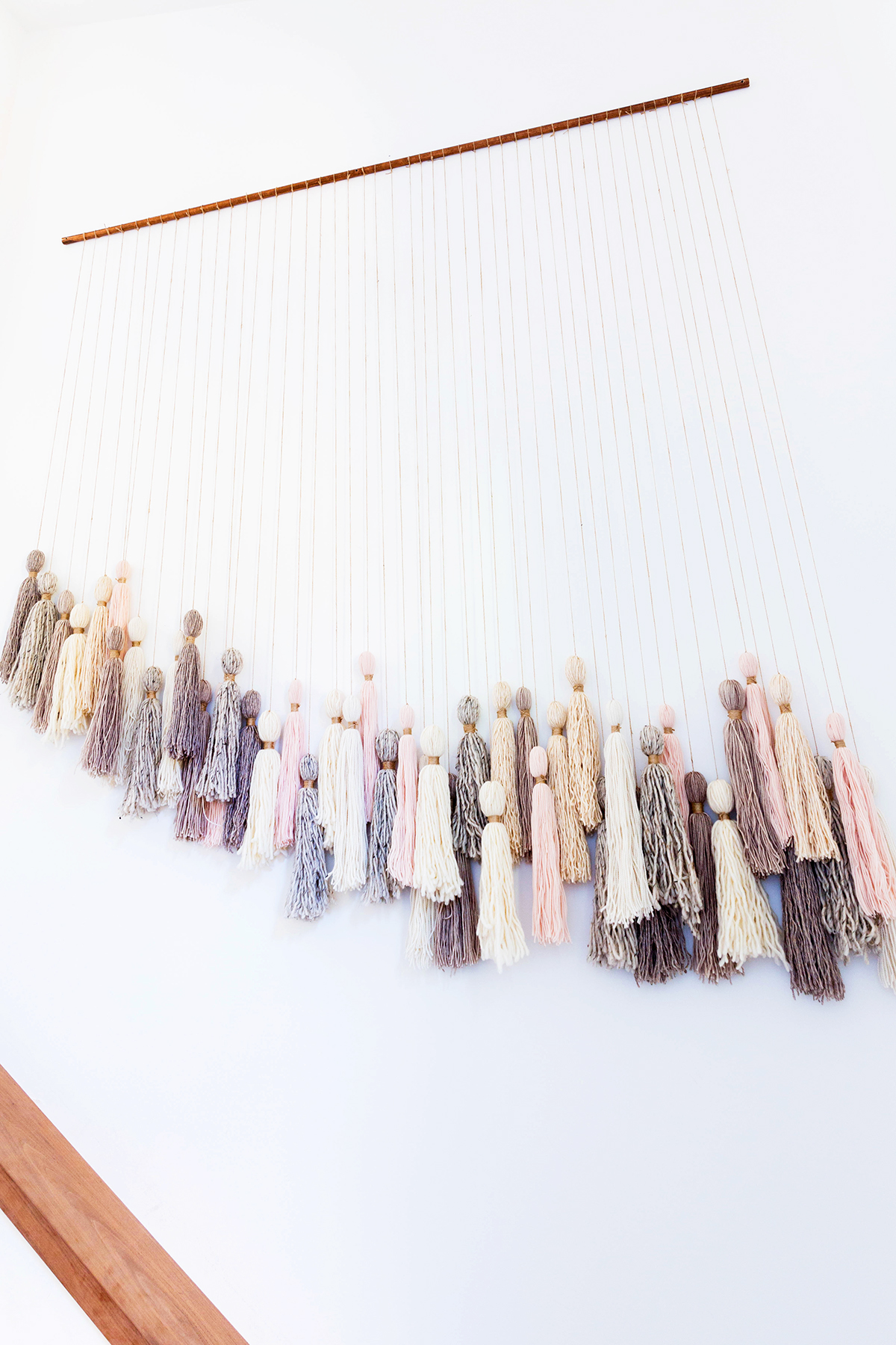 tassel wall decor.htm diy tassel wall hanging honestly wtf  diy tassel wall hanging honestly wtf