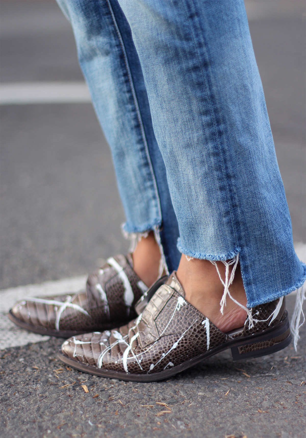 Shoes To Wear With Raw Denim