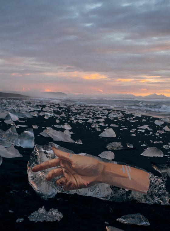 Hula's Iceberg Murals