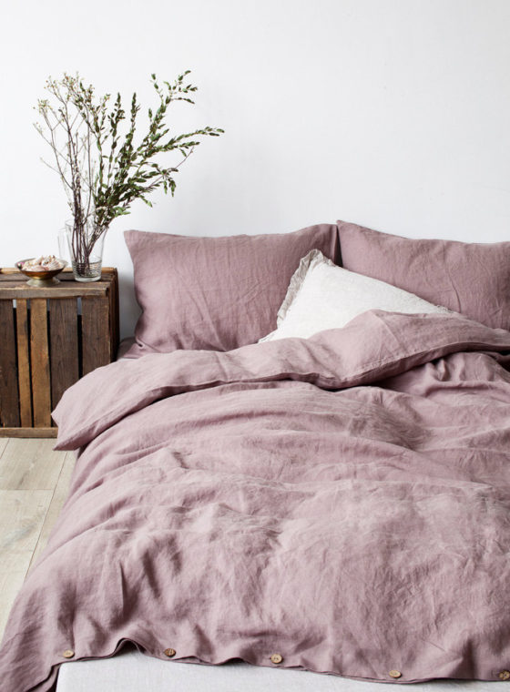 The Best Linen Bedding