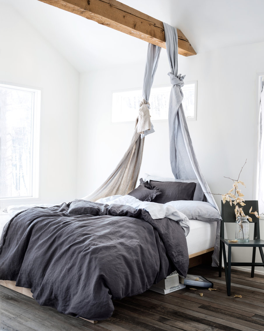 Create the ultimate retreat with Pottery Barn's super soft, stylish bedding sets. Shop duvet covers, bed sheets, bed pillows and more.