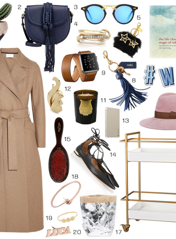 Gift Guide 2015: City Girl