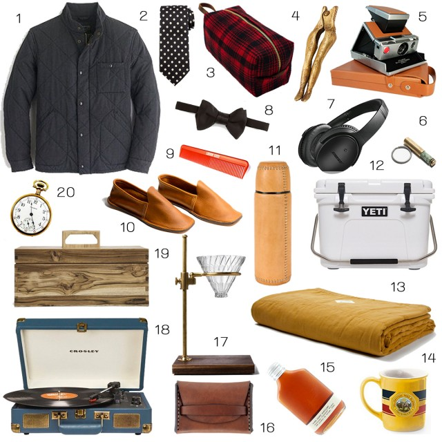 Holiday Gift Guide For The Men | HonestlyWTF
